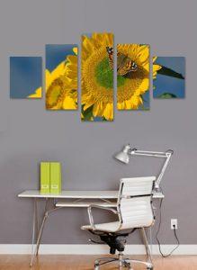 Split-canvas-prints-Diamond-L
