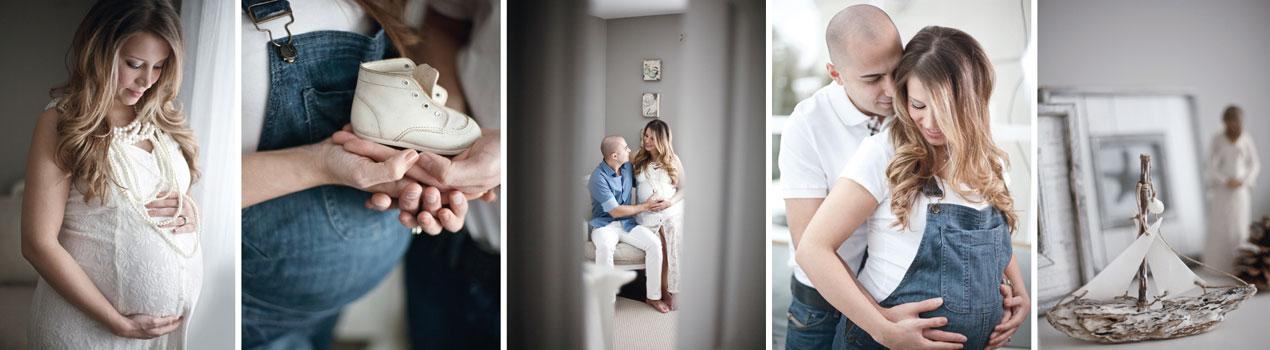 عکاسی تخصصی بارداری در منزل شما