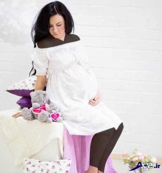 عکس بارداری زیبا و باکلاس