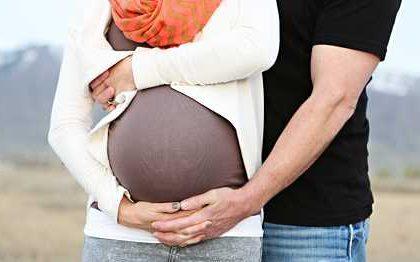 جدیدترین مدل فیگور و ژست عکس دوران بارداری و حاملگی