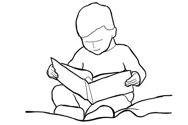 ژست عکس برای کودکان