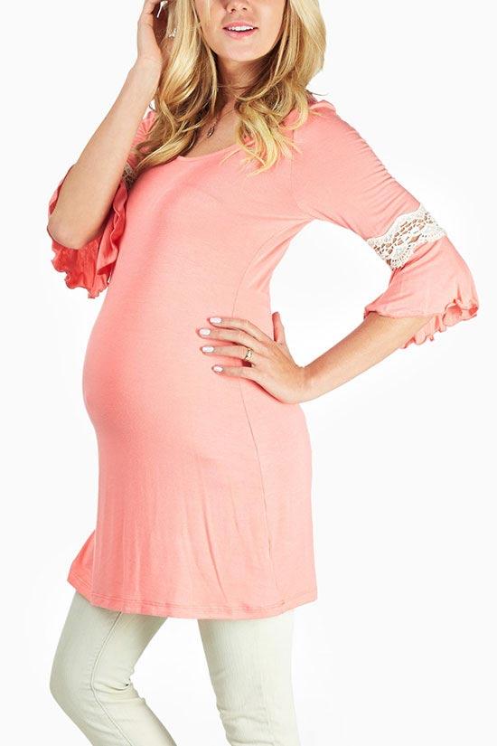 شیک و جدیدترین مدل لباس بارداری مجلسی 2018