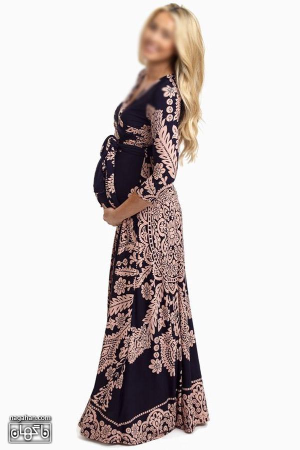 عکس لباس بارداری مشکی