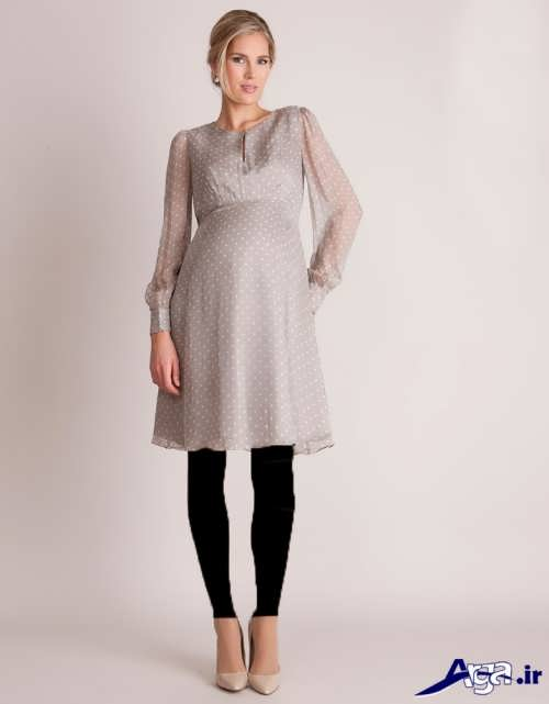 مدل لباس حریر بارداری